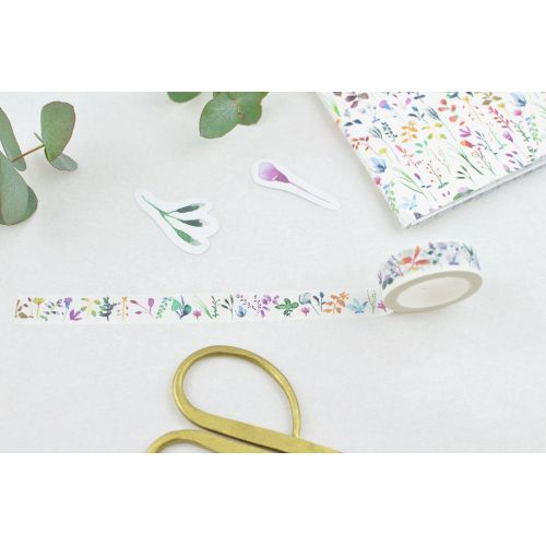 MANKAI Paper / Papírová lepicí páska Od soumraku do úsvitu