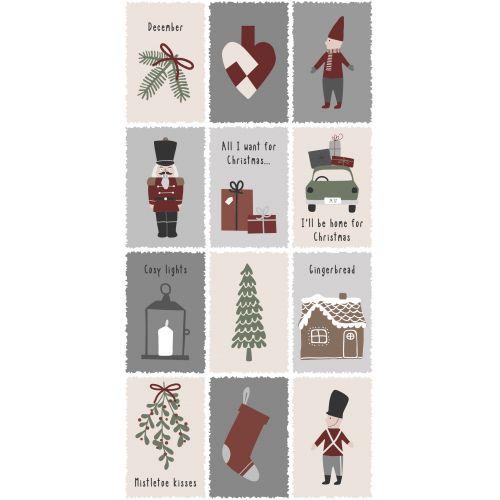 IB LAURSEN / Papierové obrúsky Nostalgic Christmas