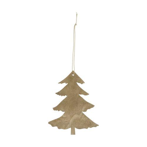 House Doctor / Dřevěná ozdoba Pine Wood