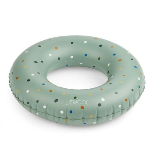 LIEWOOD / Nafukovací kruh Confetti Peppermint  Mix - 45 cm