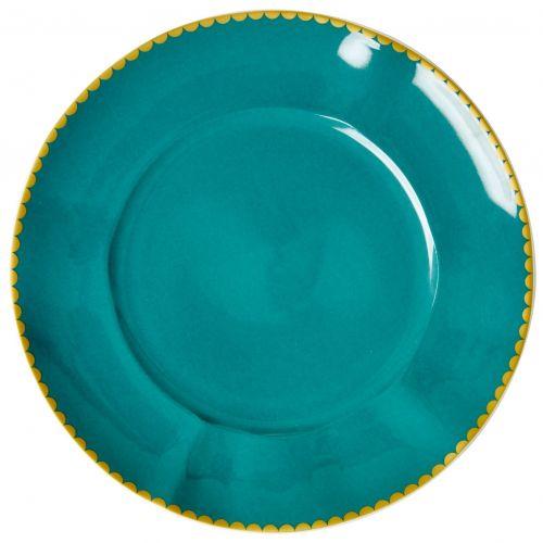 rice / Porcelánový tanier Jade ⌀ 23 cm