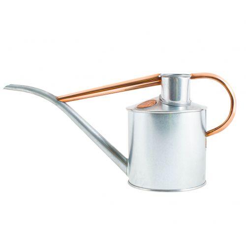HAWS / Konvička na polievanie Fazeley Flow Steel Copper - 1000 ml