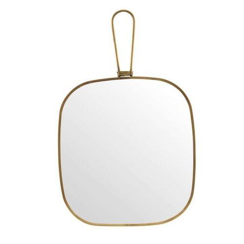 meraki / Zrkadlo Meraki Antique Brass
