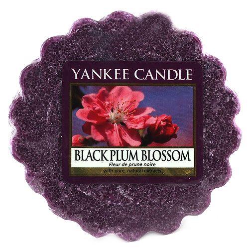 Yankee Candle / Vosk do aromalampy Yankee Candle - Kvet čiernej slivky