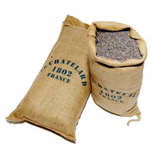 LE CHATELARD / Sušený kvet lavandinu cca 1,5 kg