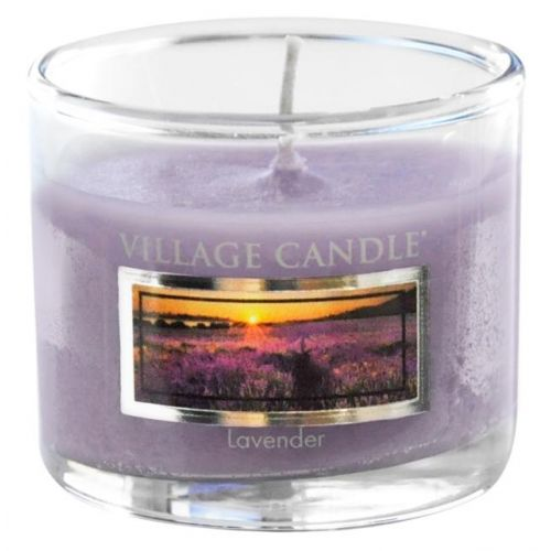 VILLAGE CANDLE / Mini svíčka Village Candle - Lavender