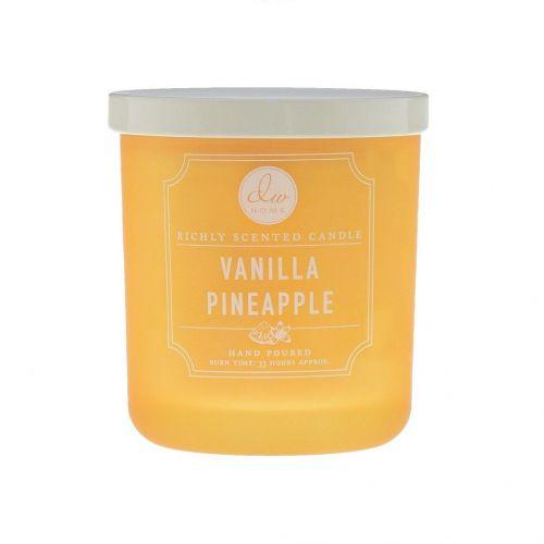 dw HOME / Vonná sviečka v skle Vanilla Pineapple 255 g