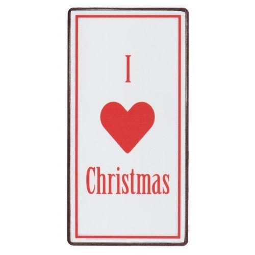 IB LAURSEN / Magnetka I love Christmas