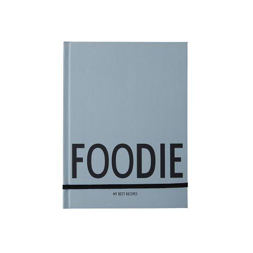 DESIGN LETTERS / Kuchársky denník Foodie Book