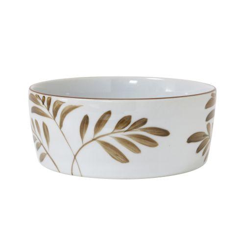 HK living / Porcelánová miska Bamboo