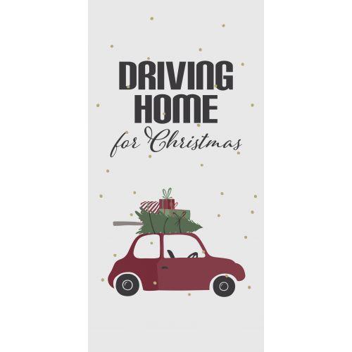 IB LAURSEN / Vianočné papierové obrúsky Driving Home
