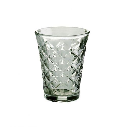Tine K Home / Svietnik Facet glass Aqua 10 cm