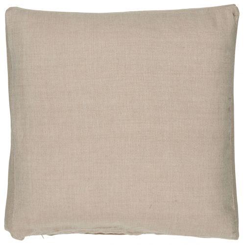 IB LAURSEN / Bavlnená obliečka na sedák Light Pink 45x3x45cm