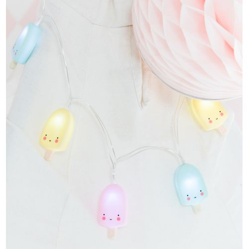A Little Lovely Company / Svetelná reťaz Popsicles