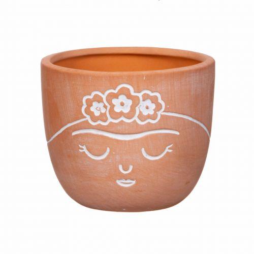 sass & belle / Keramický obal na kvetináč Frida Mini