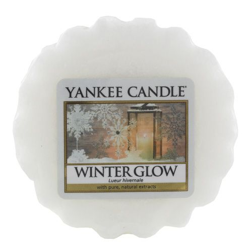 Yankee Candle / Vosk do aromalampy Yankee Candle - Winter Glow