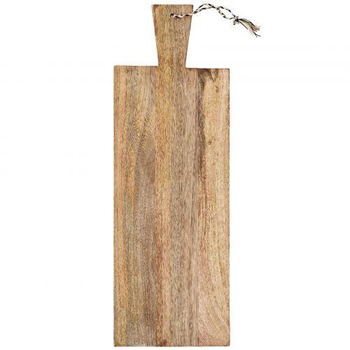 MADAM STOLTZ / Drevená doštička Mango Rectangular Board
