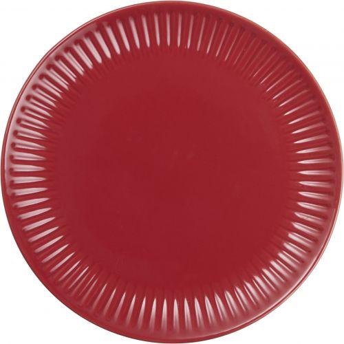 IB LAURSEN / Dezertný tanier Mynte Strawberry