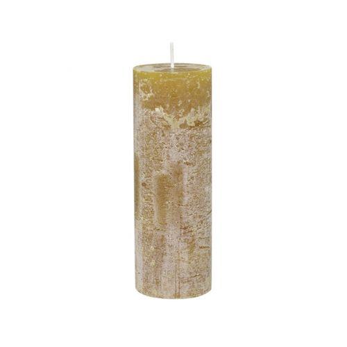 Chic Antique / Sviečka Rustik Mustard 20 cm
