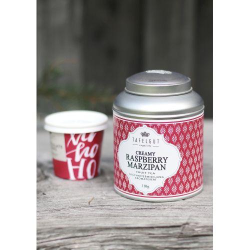 TAFELGUT / Ovocný čaj Creamy Raspberry Marzipan - 110gr