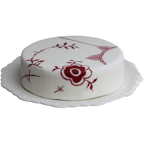 Chic Antique / Porcelánový tanier Provence 33cm