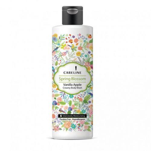 CARELINE / Sprchovací gél Jarný kvet 525 ml