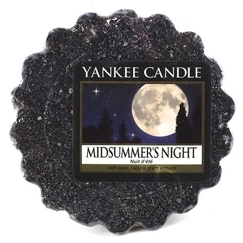 Yankee Candle / Vosk do aromalampy Yankee Candle - Midsummers Night