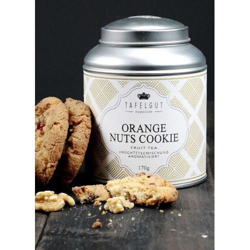 TAFELGUT / Ovocný čaj Orange nuts cookie - 170gr