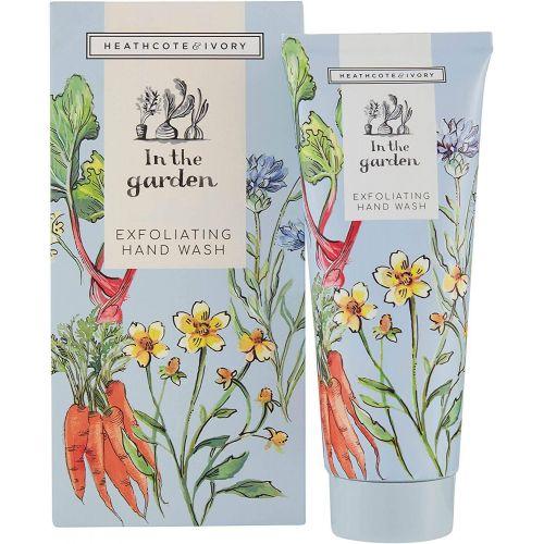 HEATHCOTE & IVORY / Exfoliačné mydlo na ruky In the garden 100ml