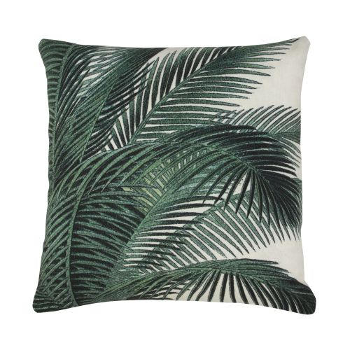 HK living / Vankúš Palm leaves 45x45