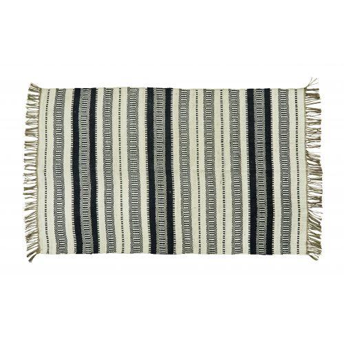 MADAM STOLTZ / Jutový koberec Off white 120x180