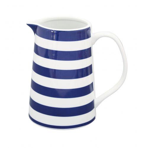 Krasilnikoff / Džbán Blue Stripes