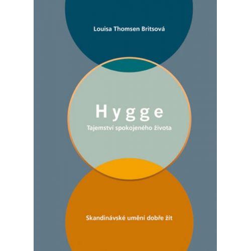/ Kniha Hygge - Tajemství spokojeného života