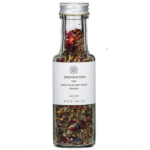 ADD:WISE / Koreniaca bylinková zmes s orechami a soľou 80gr