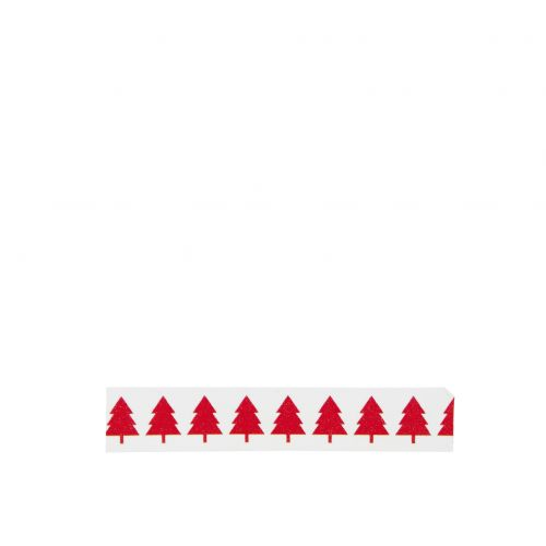 Madam Stoltz / Designová samolepící páska Xmas trees