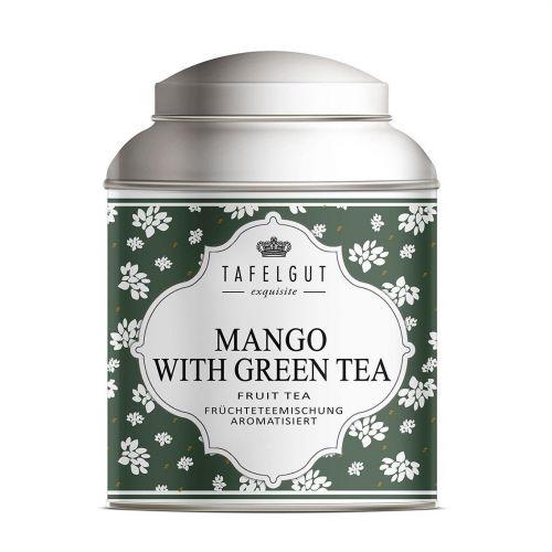 TAFELGUT / Ovocný čaj Mango Green Tea - 30g