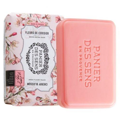 Panier des Sens / Extra jemné rastlinné mydlo Cherry Blossom 200g