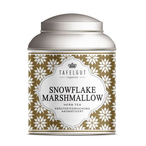 TAFELGUT / Mini bylinný čaj Snowflake Marshmallow - 25g ŠPECIÁLNA CENA