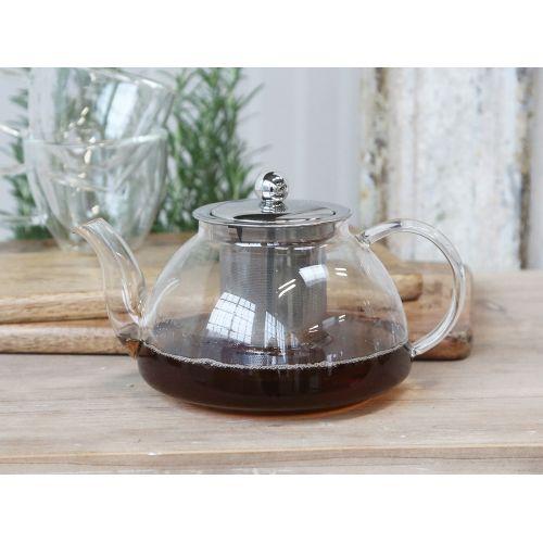 Chic Antique / Kanva na čaj Glass 800ml