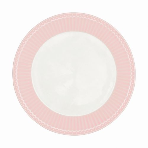 GREEN GATE / Dezertný tanier Alice pale pink