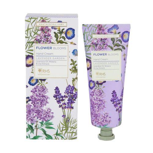 HEATHCOTE & IVORY / Krém na ruky Lavender Garden 100ml