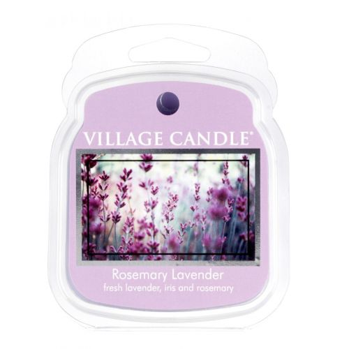 VILLAGE CANDLE / Vosk do aromalampy Rosemary Lavender