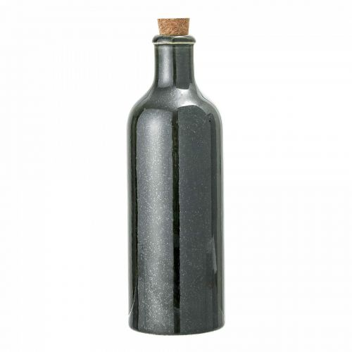 Bloomingville / Keramická fľaša s viečkom Joëlle Green