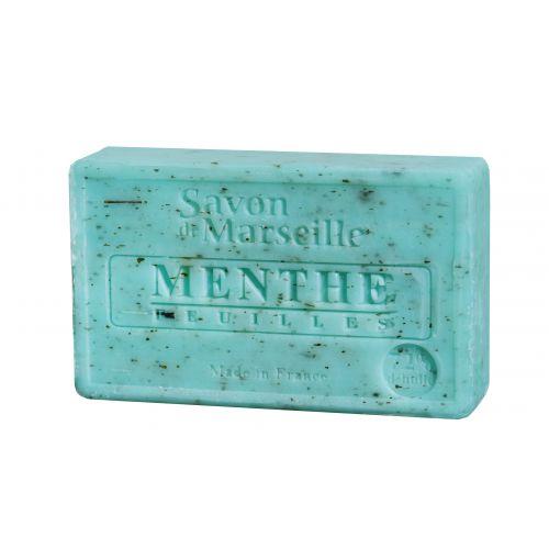 LE CHATELARD / Francouzské mýdlo s vůní máty Menthe 100gr