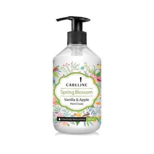 CARELINE / Tekuté mydlo na ruky Jarný kvet - 500 ml