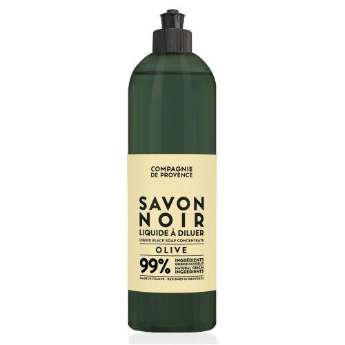 COMPAGNIE DE PROVENCE / Tekuté čierne mydlo Oliva 500 ml