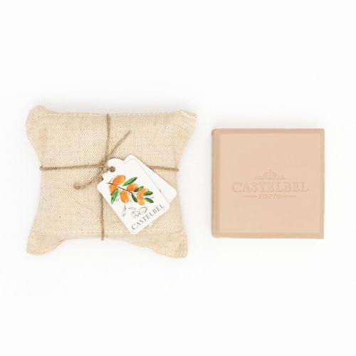 CASTELBEL / Luxusné mydlo s arganovým olejom Vanilka