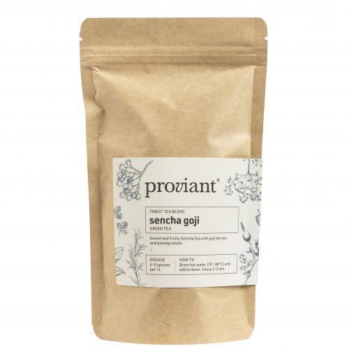 Proviant / Zelený čaj Sencha s goji 100 g