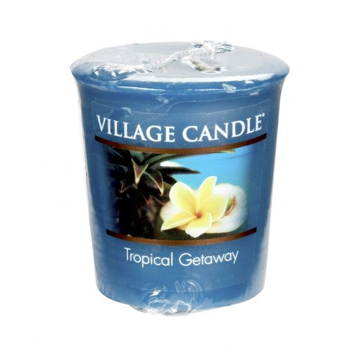 VILLAGE CANDLE / Votivní svíčka Village Candle - Tropical Getaway