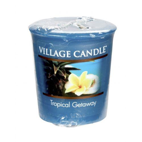 VILLAGE CANDLE / Votívna sviečka Village Candle - Tropical Getaway